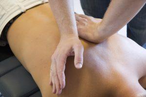 ajustement chiropratique